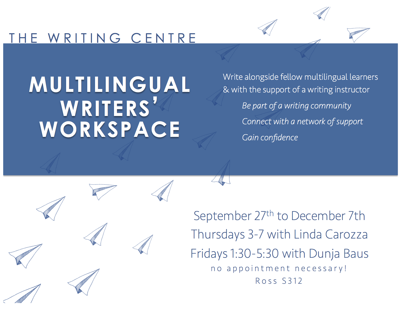 Multilingual Writers' Workspace
